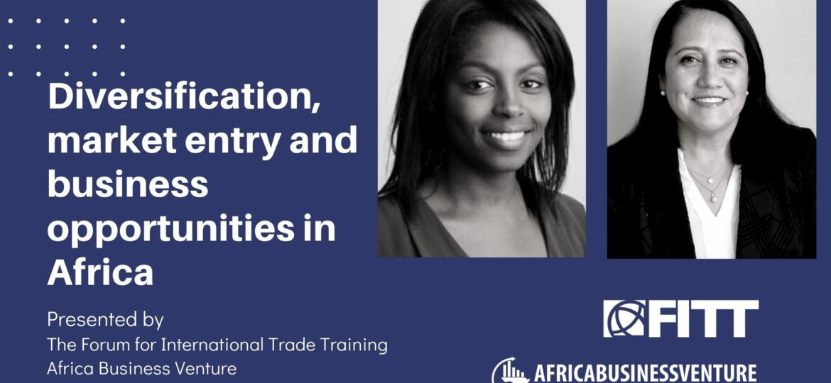 Diversification, market entry and business opportunities in Africa (1)